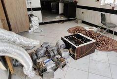 ۴۵ دستگاه غیرمجاز رمز ارز در سیستان و بلوچستان کشف شد