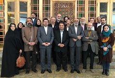 مدرسه هنر باغموزه هنر ایرانی گشایش یافت