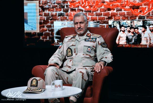 فرمانده مرزبانی کل کشور مهمان «چهل ستون» می شود
