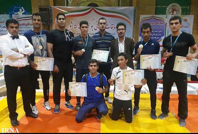 بوکس پر مدال ترین ورزش المپیکی سیستان و بلوچستان معرفی شد