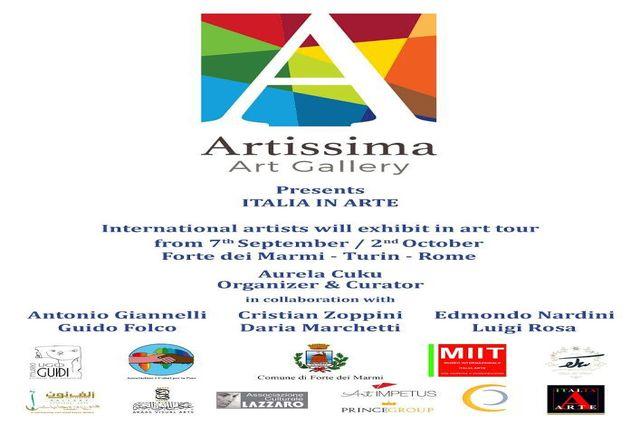 تور «ایتالیا در آرته» برگزار میشود/ حضور یک داور و دو هنرمند ایرانی در این تور بین المللی