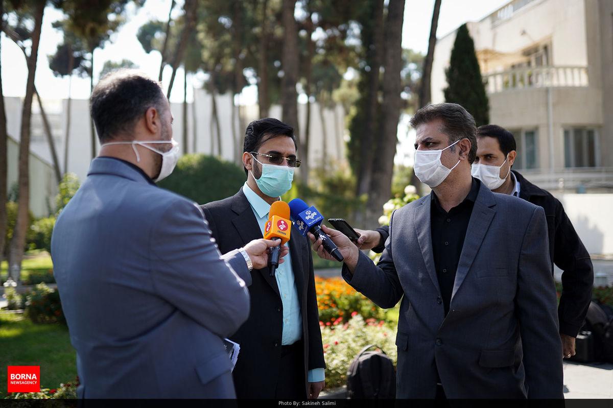 سوال از آذری جهرمی در صحن علنی مجلس