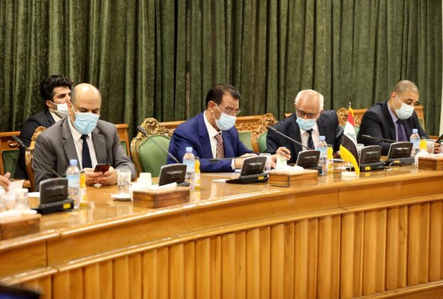 برگزاری نشست مشترک وزرای جهاد کشاورزی جمهوری اسلامی ایران و کشاورزی کشور عراق