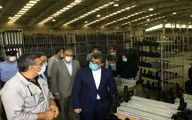 سند توسعه صنعتی کردستان با پیشرفت مناسبی در حال اجرا است