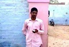 قطع انگشت این مرد بخاطر رای اشتباهی! + عکس