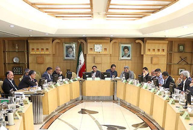 موافقت با کلیات طرح ساماندهی محور شهری فرحزاد