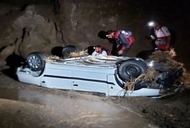 وقوع سیل در ۷ استان/ ۱۴۸ نفر امدادرسانی شدند
