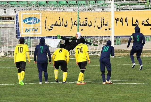 پیروزی  پالایش گاز ایلام برابر خلیج فارس شیراز