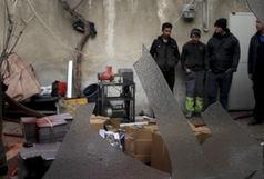 انفجار در خیابان وحدت اسلامی / 7 زن مصدوم شدند