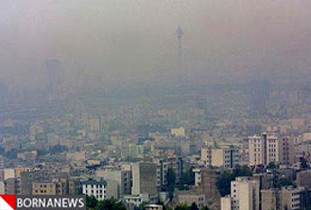 تغییرات اقلیمی نقشی در آلودگی پایتخت ندارد