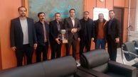 قهرمانی تیم دوومیدانی پلیمر خلیج فارس در مسابقات آسیایی نشانه ظرفیت بالای  ورزش لرستان است /  افق های روشنی در ورزش لرستان وجوددارد