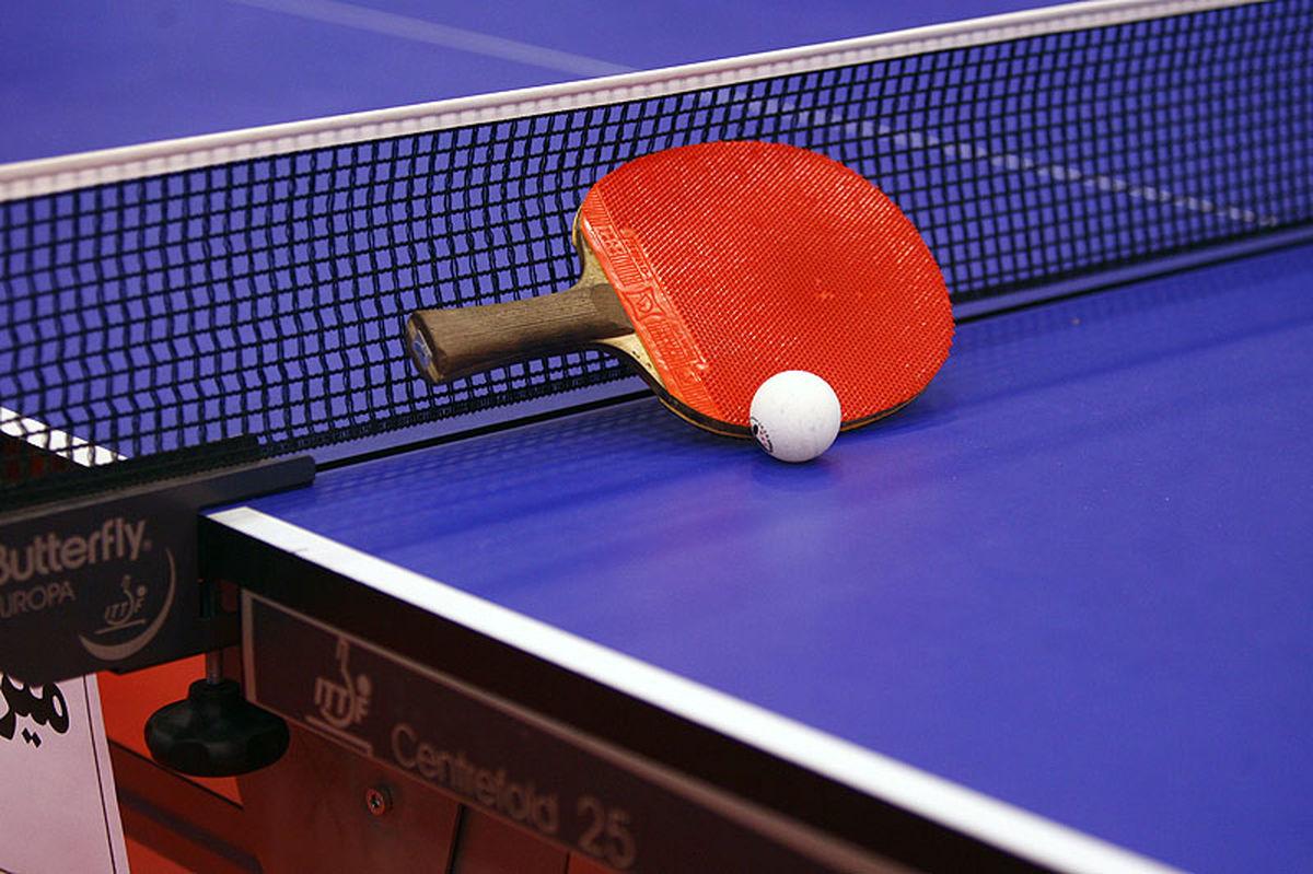 لغو همه اردوهای تیم ملی تنیس روی میز