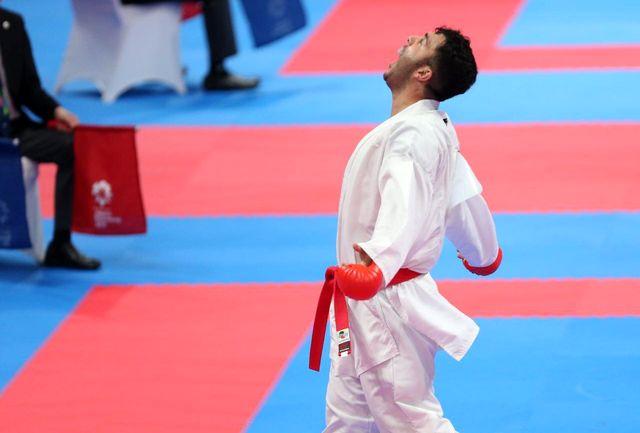 گنج زاده راهی فینال مسابقات جهانی شد