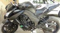 کشف موتورسیکلت قاچاق به ارزش 500 میلیون ریال در نهاوند