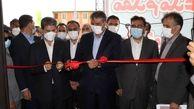 وزیر راه در شهر جدید گلمان، شرکت عمران این شهر را افتتاح کرد