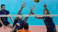 شکست شهرداری جوان ارومیه در لیگ دسته یک والیبال