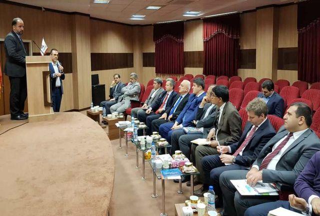 فعالیت 19 سرمایه گذار خارجی در شهرکهای صنعتی قزوین