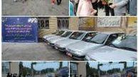 نوسازی ناوگان خودرویی ادارات ورزش و جوانان شهرستان های خراسان جنوبی