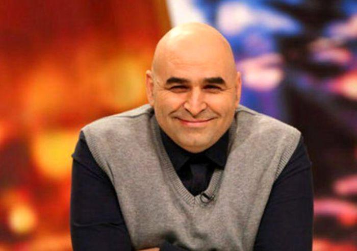 شوخی علی مسعودی با مجری تلویزیون در قرنطینه / ببینید