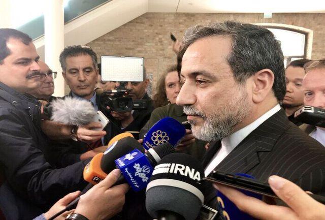 اظهارات جدید عراقچی درخصوص مذاکرات برجامی در وین