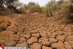 سمنان و خشکسالی شدید