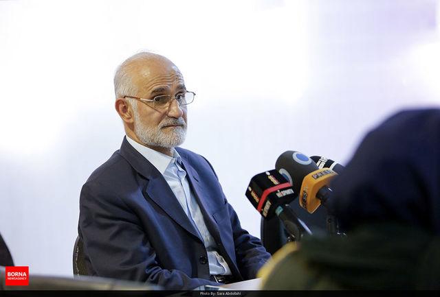 کاندیدا اصلاح طلبان اگر شخصیت خوش نام و مقبول باشد تایید صلاحیت نمیشود!/ وظیفهای برای حضور در انتخابات تشخیص نمیدهم/ شورای نگهبان احمدی نژاد را تایید صلاحیت نمیکند