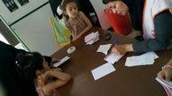 طرح کشوری غربالگری بینایی درمهدهای کودک شهرستان ملارد