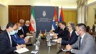 معاون وزیر خارجه : ایران نگاه راهبردی به روابط با صربستان دارد