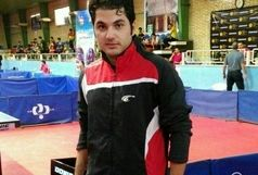 تنیسور قزوینی در تور ایرانی نقره ای شد