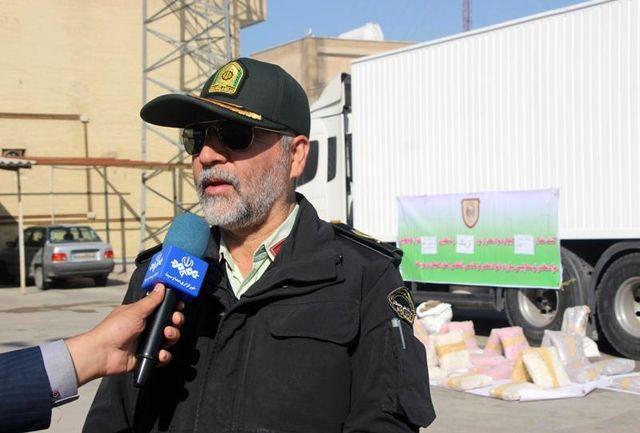 قاچاقچیان، در  انتقال دو تن تریاک به تهران ناکام ماندند