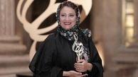 شبنم مقدمی بهترین بازیگر زن کمدی تلویزیون شد