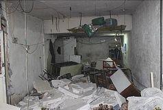 مرگ جوان نهاوندی بر اثر انفجار گاز