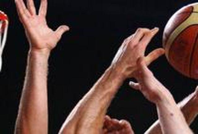قهرمان رقابت های بسکتبال سه نفره دهه فجر در سمنان مشخص شد