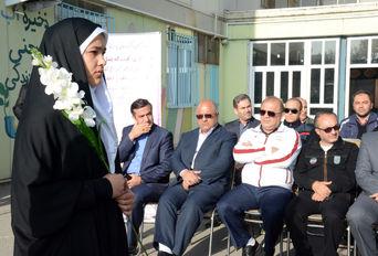 نواخته شدن زنگ ورزش در آذربایجان غربی