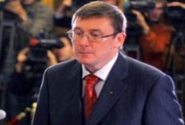 وزیر کشور پیشین اوکراین بازداشت شد