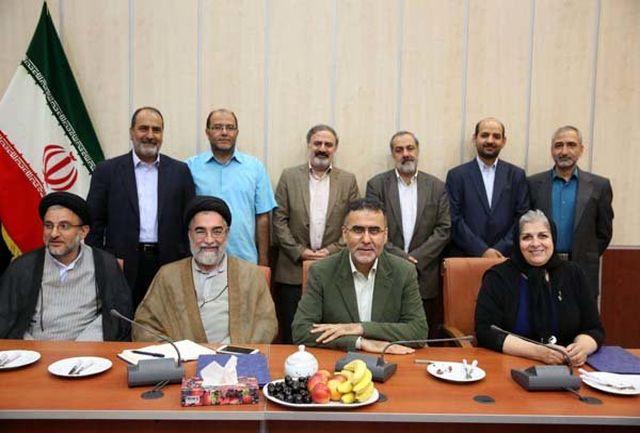 اعضای جدید شورای بازبینی فیلمها جلسه گذاشتند