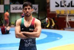 احسانپور به مدال برنز دست یافت