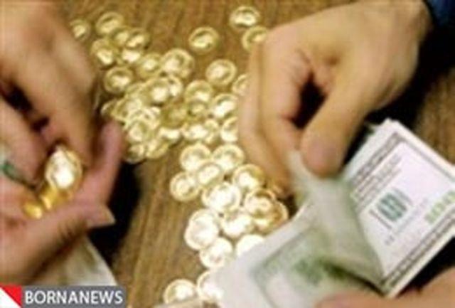رشد 11 هزار تومانی قیمت سکه بانکی نسبت به روز گذشته
