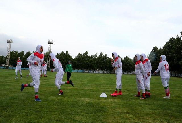 دعوت شبنم بهشت به اردوی تیم ملی فوتبال بانوان کشور