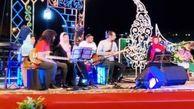 زوج موزیسین ایرانی به «شب نشینی» می آیند