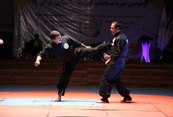 افتتاحیه مسابقات کونگ فو توآی آسیا