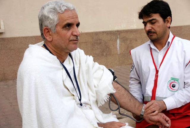 بیش از 250 هزارمورد ارائه خدمات پزشکی و درمانی به زائران ایرانی درمکه و مدینه
