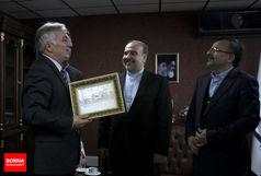 ایوانوویچ: دورنمای بسیار خوبی برای روابط ایران و بلاروس وجود دارد