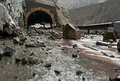 بازگشایی آزاد راه خرم آباد_پل زال / تردد برقرار است