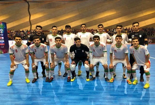 تیم ملی همچنان در رده ششم جهان+ عکس