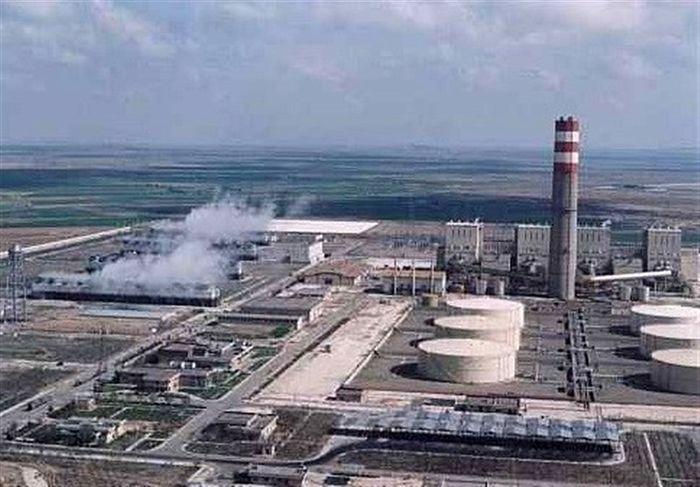 در سال گذشته نیروگاهها ۱۳.۸ میلیارد لیتر سوخت مایع مصرف کردند