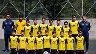 16 فوتبالیست مریوانی به عضویت باشگاه سپاهان