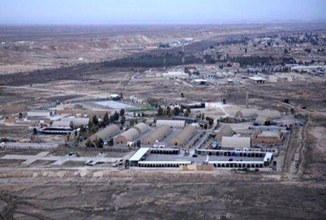شنیده شدن صدای چند انفجار در نزدیکی پایگاه عینالاسد