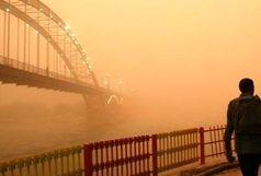 هشدار هواشناسی خوزستان نسبت به آبگرفتگی معابر و وقوع گرد و غبار
