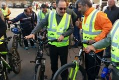 مسیرهای ویژه دوچرخه سواری در شهر کرج پیش بینی شود